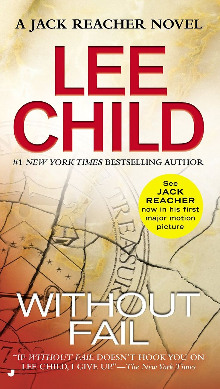 Without Fail (jack Reacher, Book 6)  Kindle Edition By Lee Child