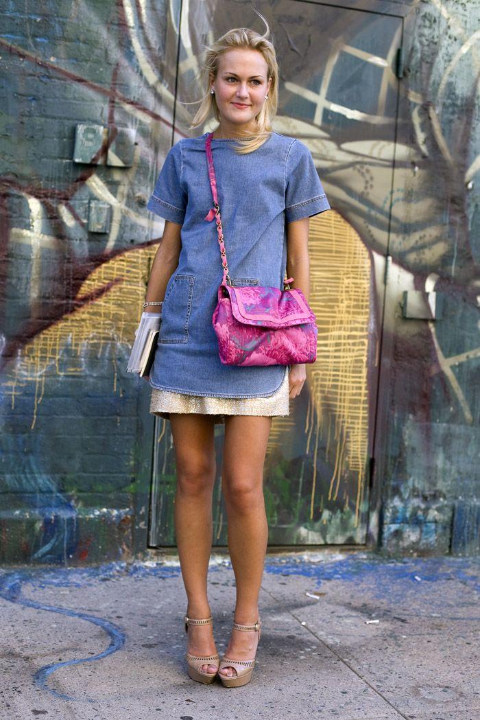 Mary Kate Steinmiller in Stella McCartney Kids | Street Fashion | Street Peeper | Global Street Fashion and Street Style