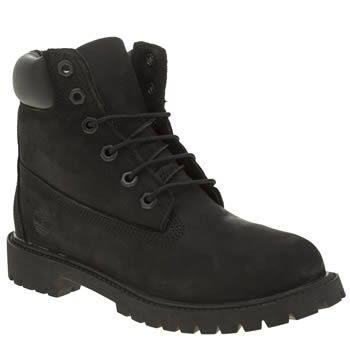 Timberland Black 6 Inch Premium Unisex Youth Rugged styling doesnt get any more stylish than the Timberland 6 Inch Premium. Arriving for kids, this slick all-black boot features a full-grain leather upper to stand up to all weather conditions. A http://www.MightGet.com/january-2017-13/timberland-black-6-inch-premium-unisex-youth.asp