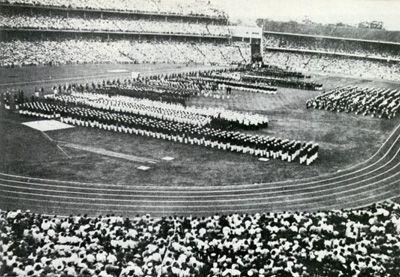 1956, Olympic Stadium, Melbourne, Australia