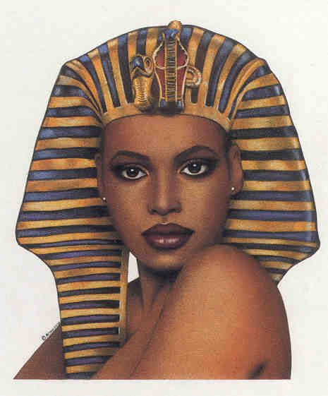 Hatshepsut QUEEN OF KEMET Beautiful Black Queens of Kemet.
