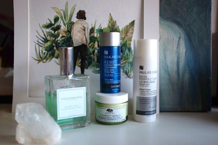 Min hudvårdsrutin! | Tips och trender med Gustav Broström