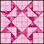 Quilts To Be Stitched - Eight patch quilt patterns.  Northumberland Star