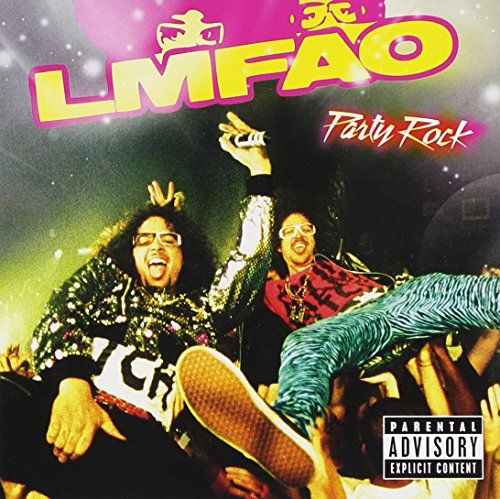 """Party Rock:   2009 release from Hollywood Hip Hop duo Redfoo and Sky Blu (AKA LMFAO). This uncle and nephew Dance music duo stormed the club scene and airplay charts in 2008 with the track """"I'm in Miami Bitch,"""" an old-school-style Electro/Rap song detailing debauchery at the Winter Music Conference in Miami, Florida. Party Rock (also the name of Red Foo and Sky Blu's vintage-inspired clothing line) keeps the non-stop celebration rolling with more tracks about drinking, dancing, and gir..."""
