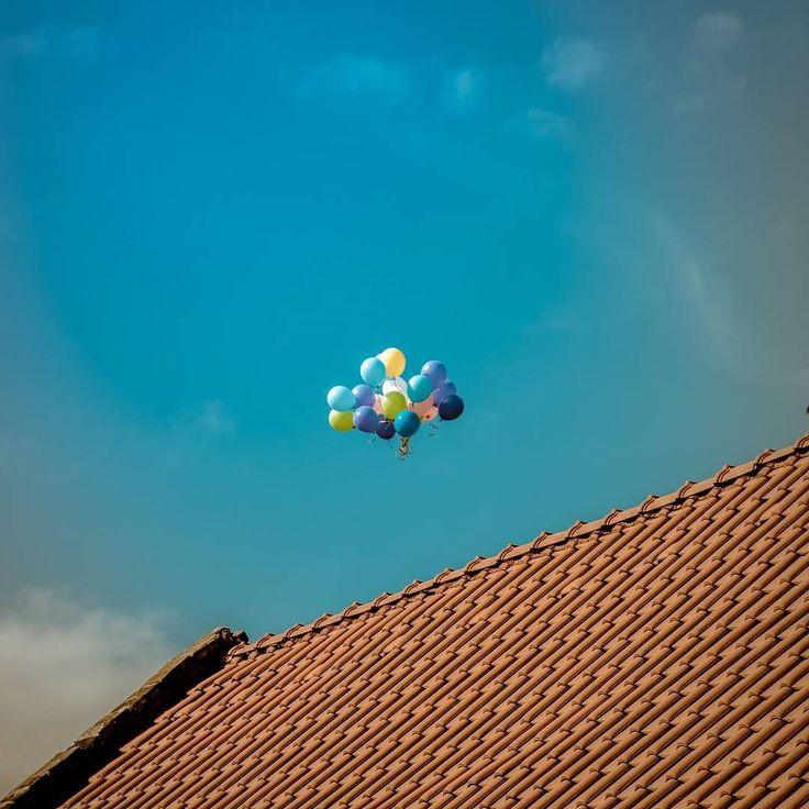 Baloons  #wedding