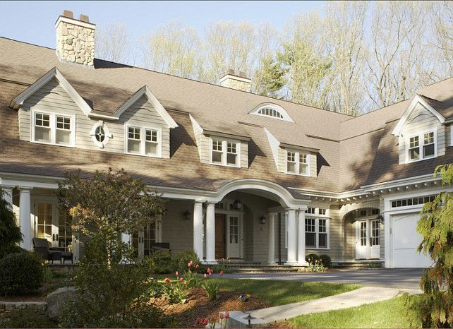 17 best images about exteriors on pinterest house of for Classic house colors