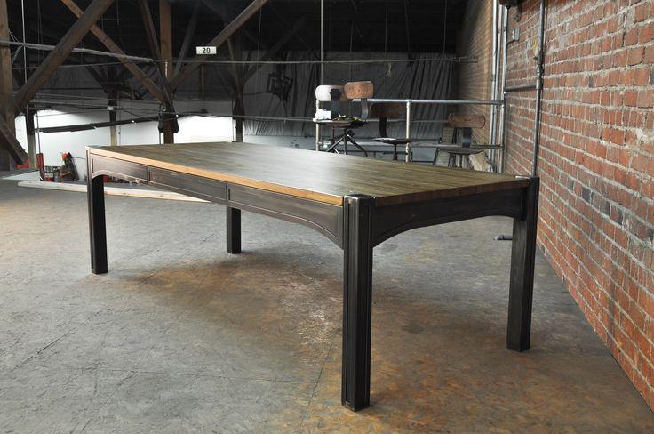 42 Dining Table | Vintage Industrial Furniture