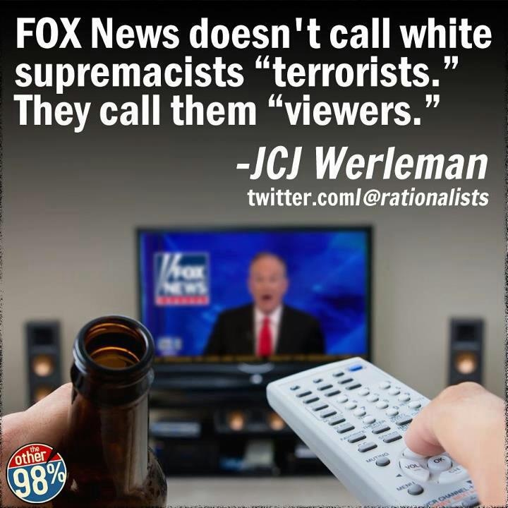 Fox News Doesn T Call White Supremacists Quot Terrorists