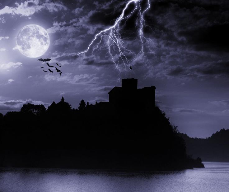 Spooky castl