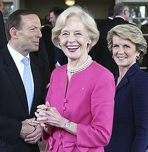 Governor General, Quentin Bryce, passionately & eloquently asks for a better Australia - for  Indigenous people, women, disabled, for people to love and marry who they want and for an Australian head of state. She ROCKS!!!!