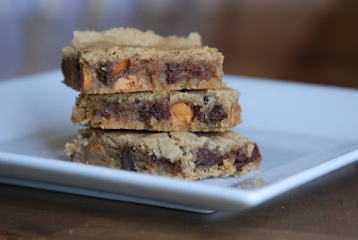 Bethany's Blog:Butterscotch and Chocolate Chip Bars