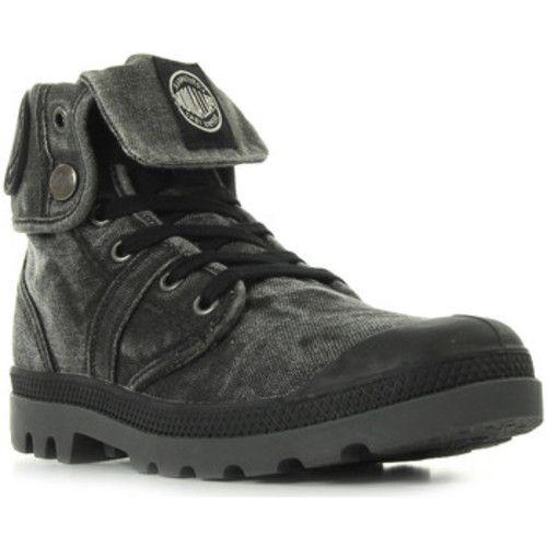 Ja! pallabrouse zwart hoog mt 39 76 euro! Deze hebben?  Laarzen Baggy Cvs Black DK - Grey van Palladium
