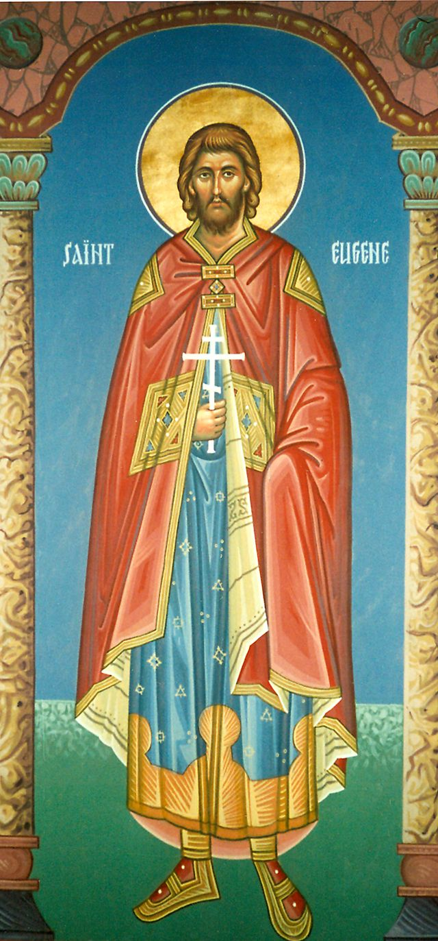 Martyr Eugene of Melitene - Orthodox Church in America