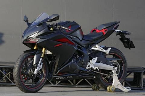 PT. Rifan Financindo Berjangka, Ternyata lahirnya motor sport dari pabrikan honda , cbr250rr, menyita banyak perhatian.