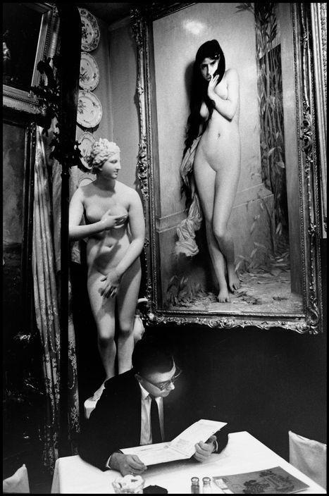 New York City 1962 Elliot Erwitt