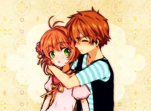 cardcaptor sakura and li kiss scene wwwpixsharkcom