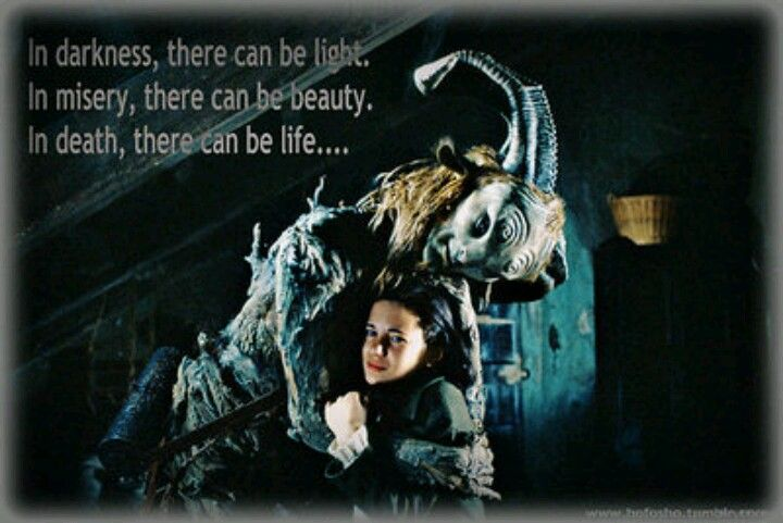 Image result for pan's labyrinth quotes