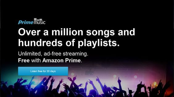 Join Amazon Prime - Listen to Over a Million Songs - Start Free Trial Now  -  http://amzn.to/29EpXE0