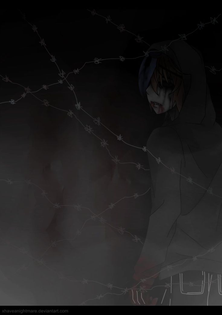 Eyeless Jack by xhaveanightmare on DeviantArt