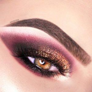 21 COOL MAKEUP LOOKS FOR HAZEL EYES AND A TUTORIAL FOR DESSERT