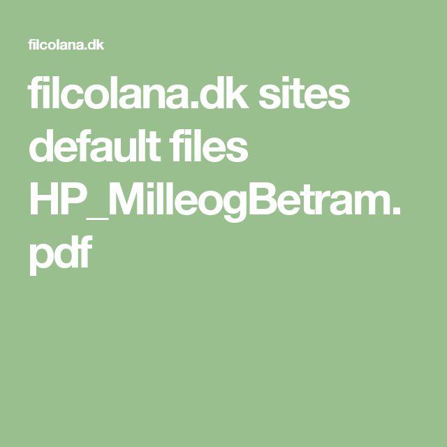 filcolana.dk sites default files HP_MilleogBetram.pdf