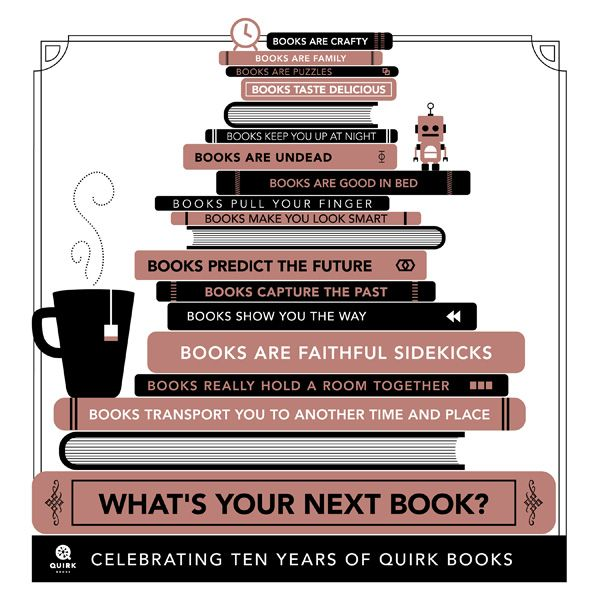 What's YOUR Next Book?