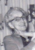 Alma Marks - Birth 1891