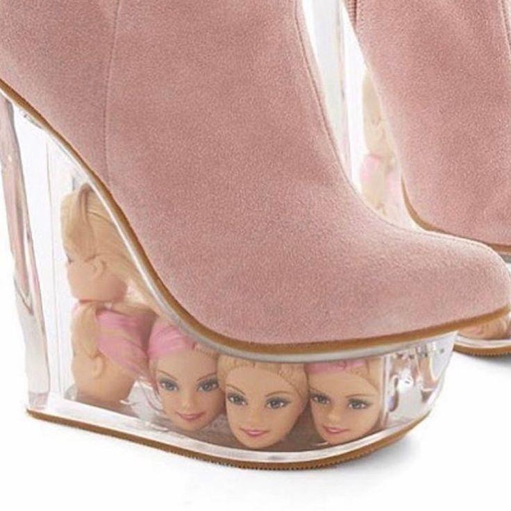 Jeffrey shoes barbie