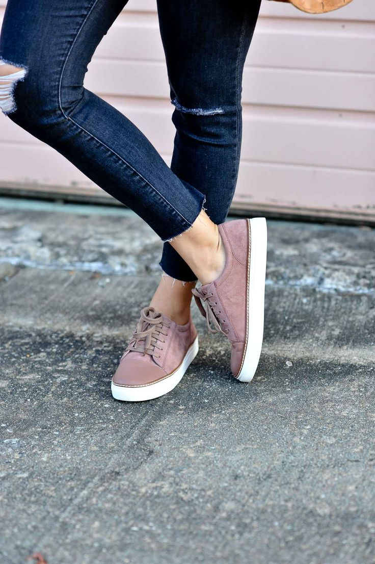 best shoes at Nordstrom Anniversary Sale 2017, pink sneakers - My Style Vita @mystylevita