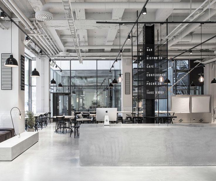 Galería de Restaurante Usine / Richard Lindvall - 1