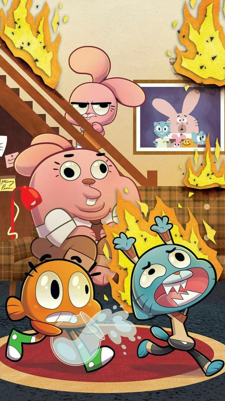 Pin by Ruzahanna on gumball in 2020 The amazing world of