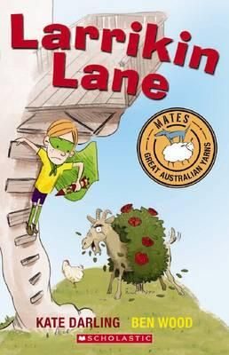 Larrikan Lane