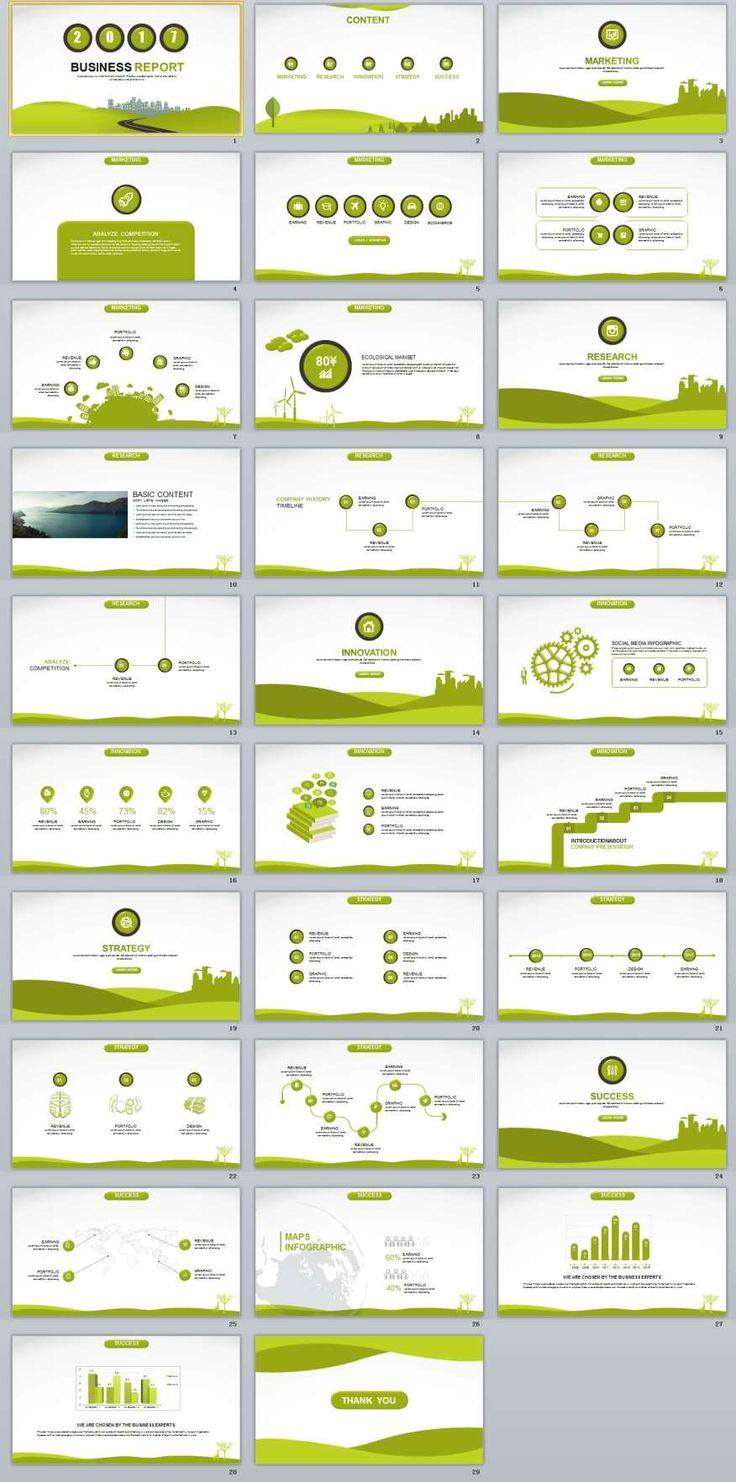 29+ Infographics Business PowerPoint templates