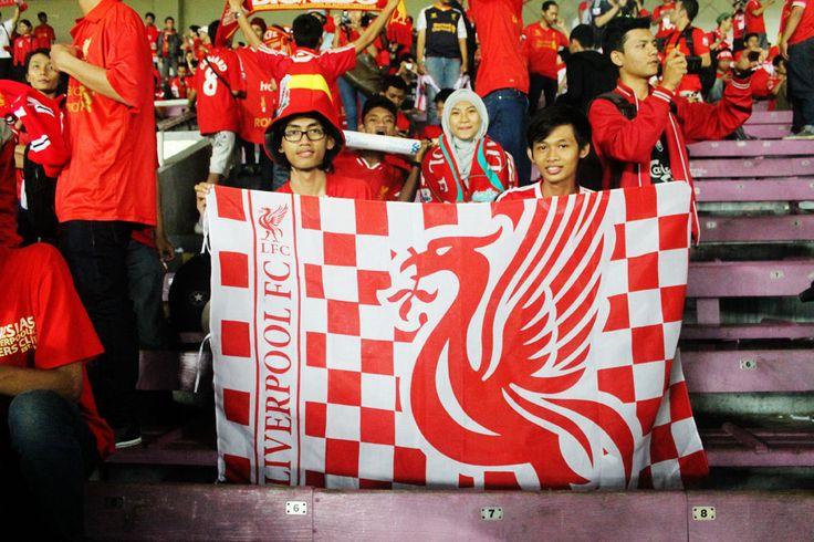 We Are Reds - LFC Asia Tour 2013