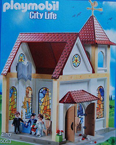 PLAYMOBIL 5053 Romantische Hochzeitskirche PLAYMOBIL https://www.amazon.de/dp/B00ELMO93C/ref=cm_sw_r_pi_dp_x_hAh7zb49DCYHQ