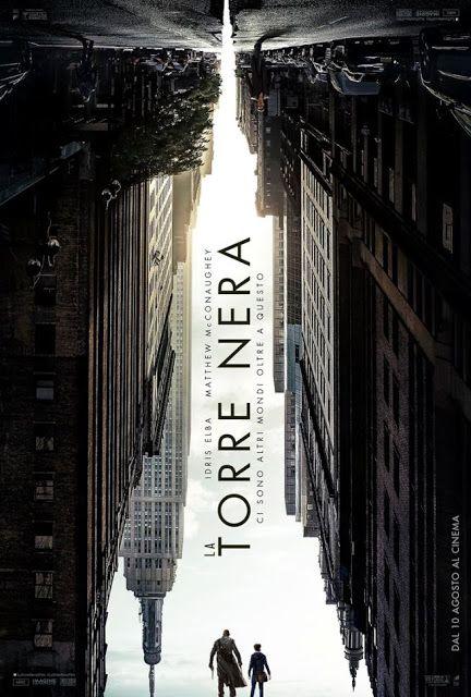 STEPHEN KING ONLY: Il poster italiano del film della Torre Nera