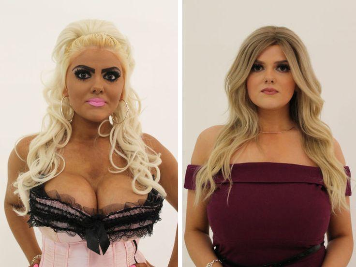 Britse Human Barbie krijgt een make-under en je gelooft nooit hoe ze er nu uitziet  -Cosmopolitan.nl