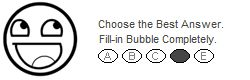 Catpin Productions, Bubble Test Form Generator - Teaching Tools...Love it!