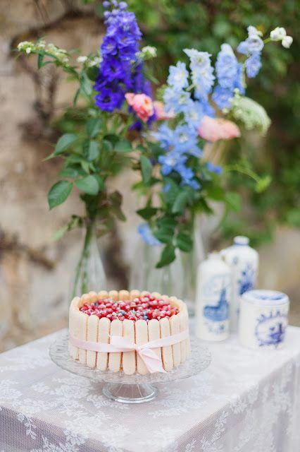 Eten van een Lekkere Tafel: Bruiloft in Delfst Blauw