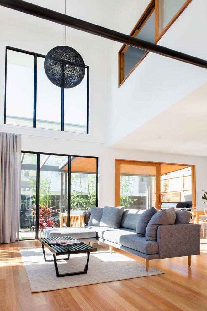 Ceiling Design Sunroom Interior Architecture Barn Construction Contemporary Dining Room