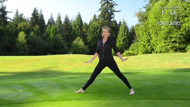 Fitness Friday A Great Yoga Program For Golfers Best Golf Club Sets Friday Workout Golf Lessons