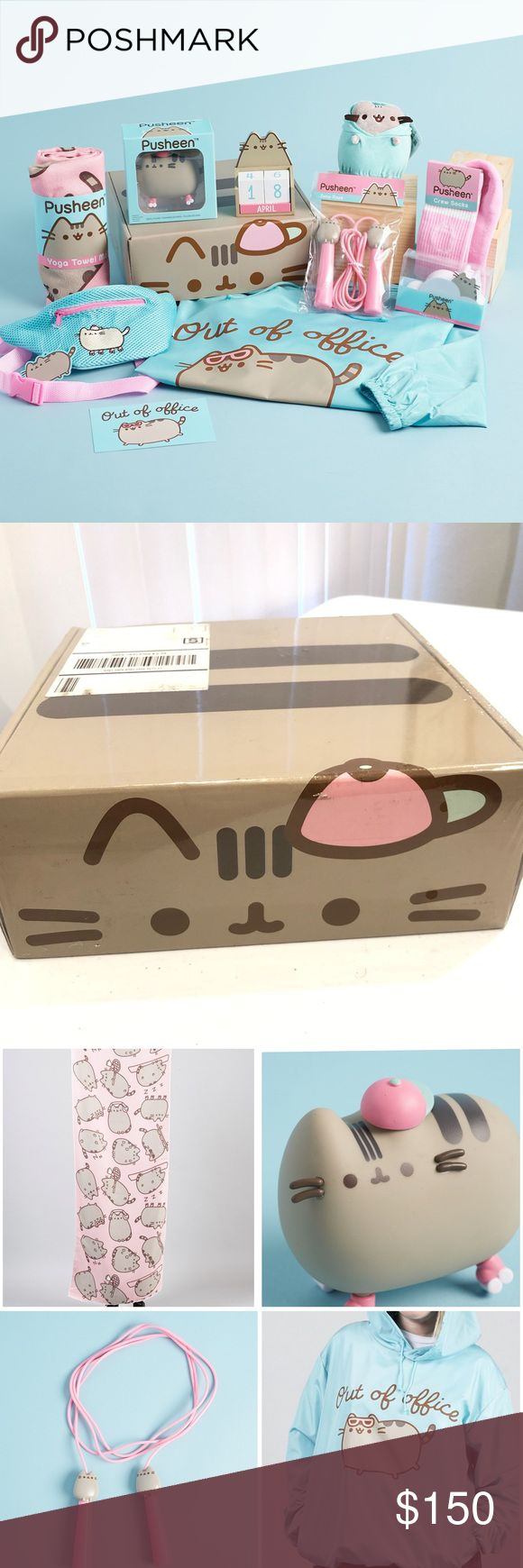 Pusheen Subscription Box Sealed Spring 2019 NWT Pusheen Subscription Box Spring …