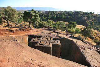 мои заметки: Уникальный комплекс скрытых скальных храмов Лалибела, бабуины эндемики Сименских гор, борьба с мухой Цеце.Невероятная Эфиопия.