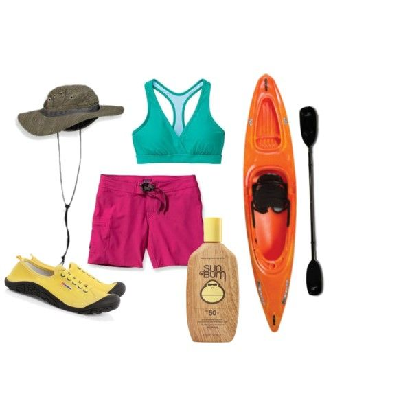 good kayaking outfit - I'm struggling to find comfortable and supporting tops