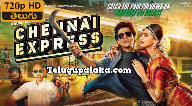 Chennai Express dual audio eng hindi