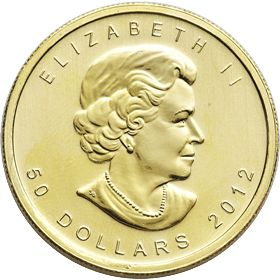Treasure Coast Bullion Group > Gold Products > Gold Coins > Canadian Gold Maple Leafs from TCBG