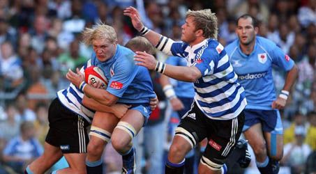 Bulls time for learning over, says Flank Dewald Potgieter