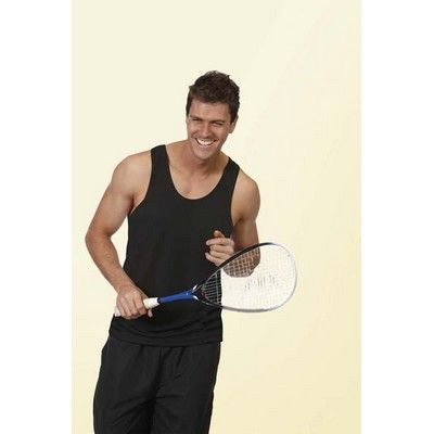 Adults Custom Poly Singlet Min 25 - 100% Polyester, Design Comfort Fit, 160grm Fabric. http://www.promosxchange.com.au/adults-custom-poly-singlet/p-8513.html