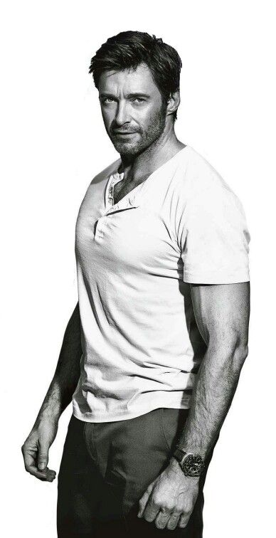 """At first I was like """"Hugh Jackman isn't that handsome. He's just Jean Valjean."""" Then I saw this. Now I'm like, """"JEAN VALJEAN IS NOTHING NOW."""""""