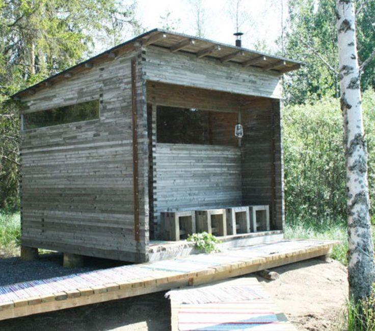 Sauna remonttiin – 6 persoonallista ideaa: Luona sauna
